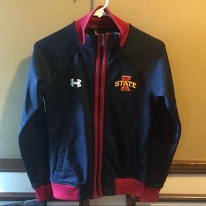 Men's Under Armour XS Iowa State Jacket
